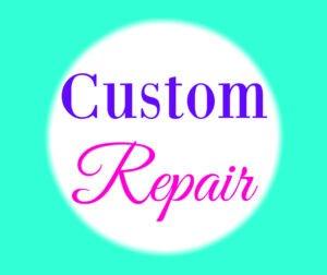 Custom Order Re-Thread