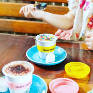 Reusable Baby Chino Cups