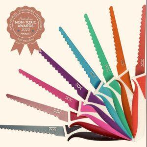 KiddiKutter Knife Safe Cutlery